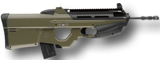 FS2000 OD Green Tactical Semi-auto Carbine